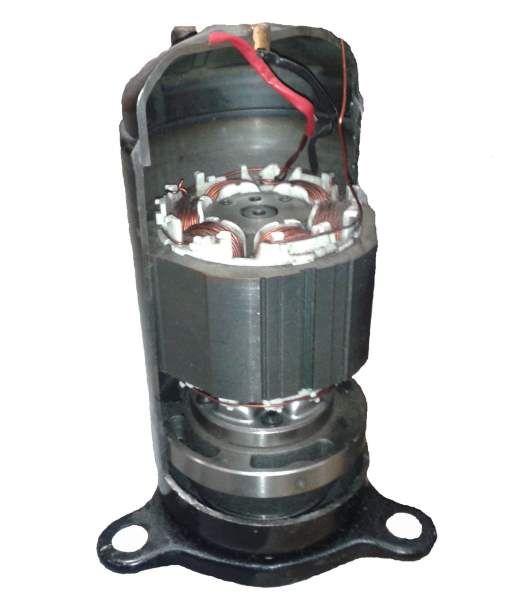 Kopresor klimatizace řez